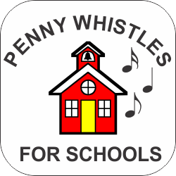 Pennywhistles For Schools